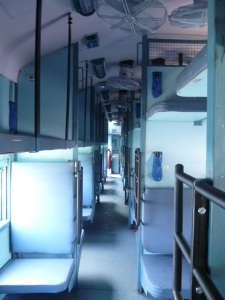 lower berth, window seats